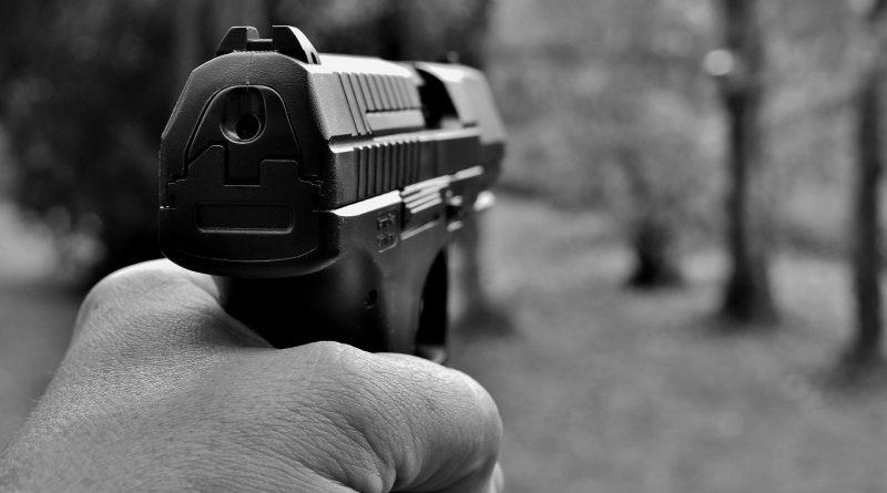 Pistolet à bille airsoft